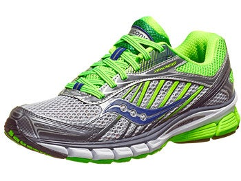 Saucony Ride 6 Women's Shoes Silver/Green/Blue