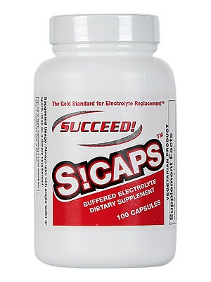 Succeed Vegetarian S! Caps 100-Capsules