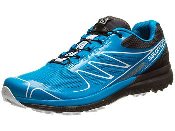 Salomon Sense Pro Men's Shoes Blue/Asphalt/White