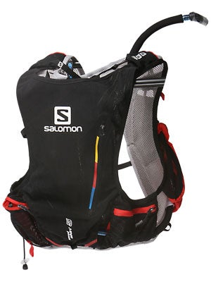 Salomon Advanced Skin S-Lab 5 Set Pack 2013