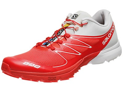 Salomon S-Lab Sense 2 Men's Shoes Red/White