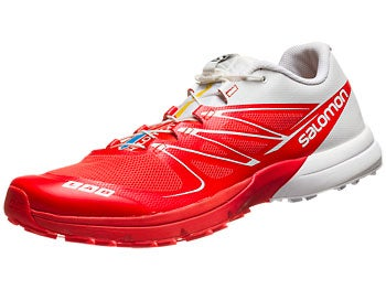 Salomon S-Lab Sense 3 Ultra Men's Shoes Red/White