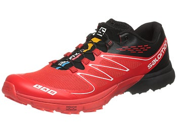 Salomon S-Lab Sense Ultra Men's Shoes Red/Black