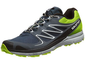 Salomon Sense Mantra 2 Men's Shoes Green/Grey/Blue