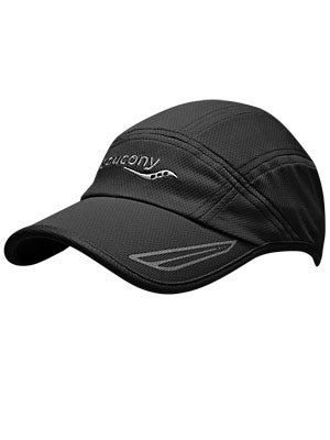 Saucony Speed Run Cap Basics