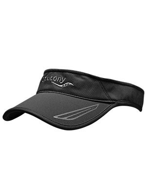 Saucony Speed Run Visor Basics