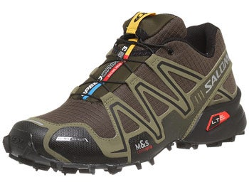 Salomon Speedcross 3 CS Men's Shoes Green/Black