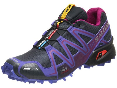 Salomon Speedcross 3 CS Women's Shoes Blue/Purple