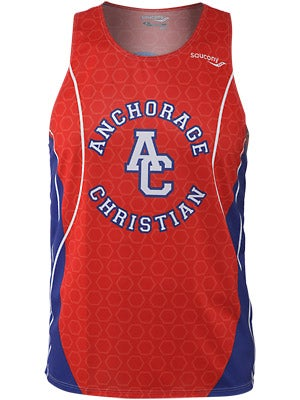 Saucony Men's Techno Singlet