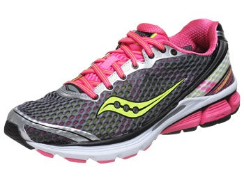 Saucony Triumph 10 Women's Shoes Gry/Pk/Citron