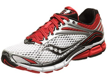 Saucony Triumph 11 Men's Shoes White/Red/Black