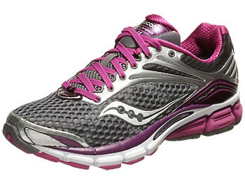 Saucony Triumph 11 Women's Shoes Grey/Purple