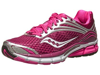 Saucony Triumph 11 Women's Shoes Berry/ViziPink