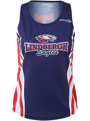 Saucony Women's Custom Elite Singlet