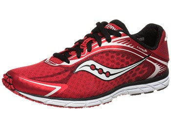 Saucony Type A5 Men's Shoes Red/White