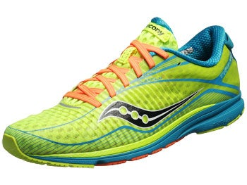 Saucony Type A6 Men's Shoes Citron/Blue/Orange