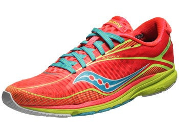 Saucony Type A6 Women's Shoes Coral/Citron