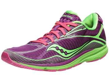 Saucony Type A6 Women's Shoes Purple/Slime