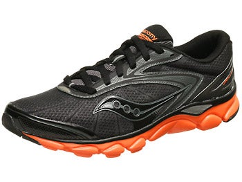 Saucony Virrata 2 Men's Shoes Black/ViziOrange