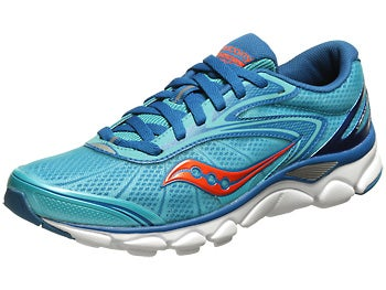 Saucony Virrata 2 Women's Shoes Blue/Orange