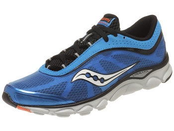 Saucony Virrata Men's Shoes Blue/Black/Orange