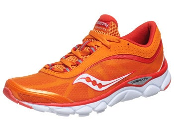 Saucony Virrata Women's Shoes Orange/Red