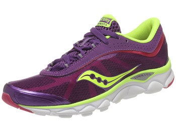 Saucony Virrata Women's Shoes Purple/Citron/Pink