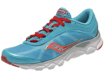 Saucony Virrata Women's Shoes Blue/Red