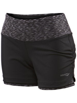 Saucony Women's Ruched LX Short