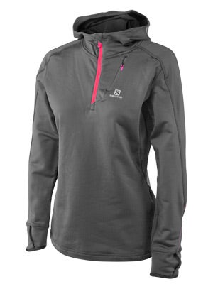 Salomon Women's Swift Hooded Midlayer