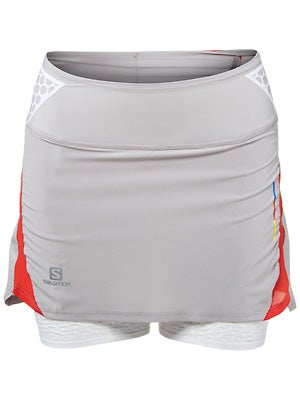 Salomon Women's S-Lab EXO Twinskin Skort