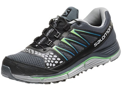 Salomon XR Crossmax 2 Men's Shoes Grey/Green