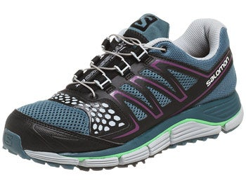 Salomon XR Crossmax 2 Women's Shoes Gry/Onyx/Grn