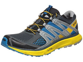 Salomon XR Mission Men's Shoes Grey/Yellow/Blue