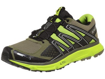Salomon XR Mission CS Men's Shoes Green/Black