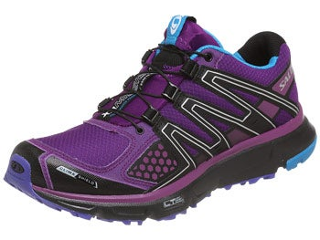 Salomon XR Mission CS Women's Shoes Grape/Bk/Bl