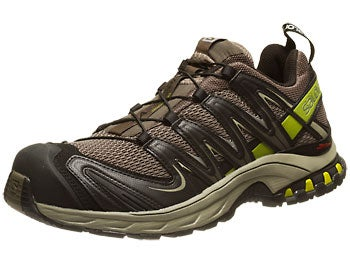 Salomon XA Pro 3D Men's Shoes Swamp/Titanium/Green