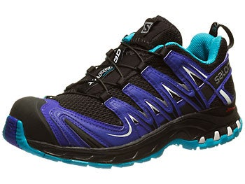 Salomon XA Pro 3D Women's Shoes Blk/Spec/Blu