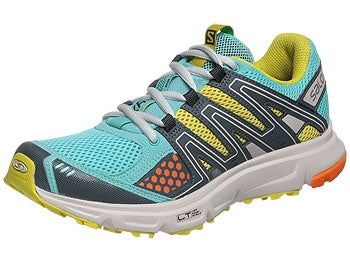 Salomon XR Shift Women's Shoes Topaz/Yellow/Grey