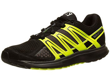Salomon X-Scream Men's Shoes Black/Yellow