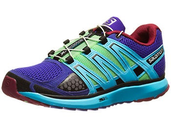 Salomon X-Scream Women's Shoes Spec/Wht/Blu