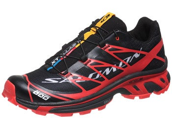 Salomon XT S-Lab 5 Softground Men's Shoes Black/Red