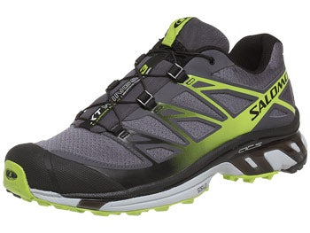 Salomon XT Wings 3 Men's Shoes Cloud/Onix/Green