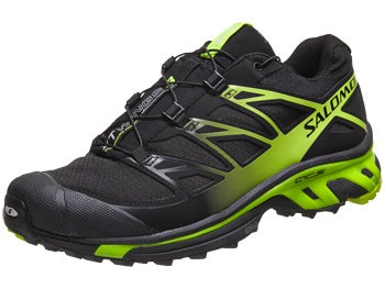 Salomon XT Wings 3 Men's Shoes Black/Yellow