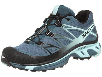 Salomon XT Wings 3 Women's Shoes Grey/Bk/Blue