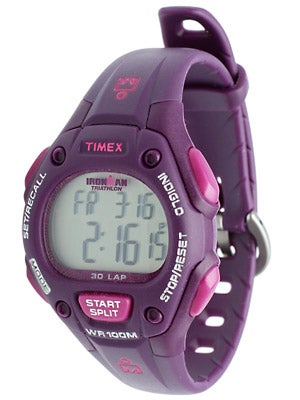 Timex Ironman 30-Lap Watch Mid Plum & Teal