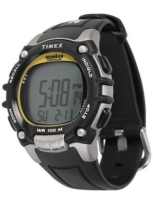 Timex Ironman 100-Lap With Flix System Watch Full