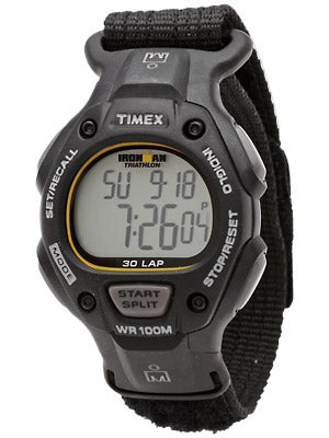 Timex Ironman 30-Lap Velcro Strap Watch Full
