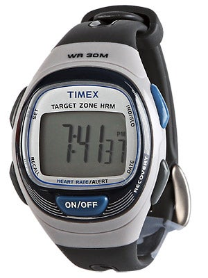 Timex Personal Trainer Heart Rate Monitor w/Soft Strap