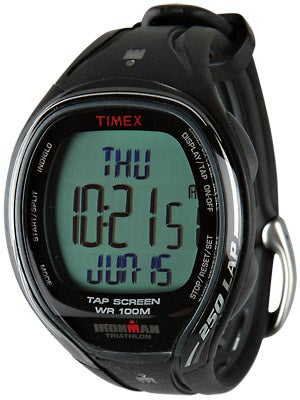 Timex Ironman TAP Sleek 250-Lap Watch Full